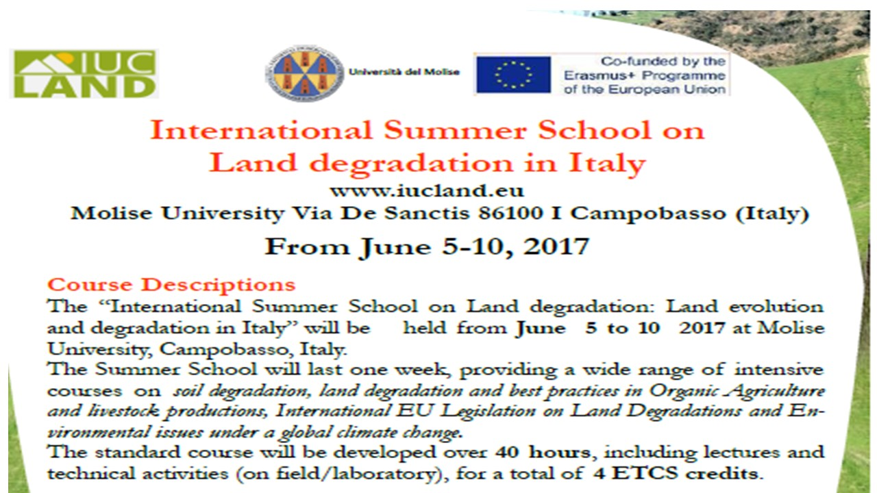 1st Summer School featured News